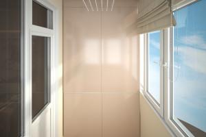 Дизайн интерьера 2-х к.кв. 80 м2 по ул Драгоманова, фото 2