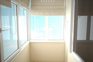 Дизайн интерьера 2-х к.кв. 80 м2 по ул Драгоманова, фото 4