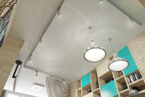 Дизайн интерьера 1-но к.кв. 40 м2 просп. Отрадный, 4, фото 1