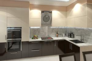 Дизайн интерьера 60 м2, вторичка, ул. Чернобыльская, фото 14