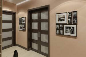 Дизайн интерьера 60 м2, вторичка, ул. Чернобыльская, фото 21