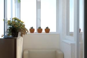 Дизайн интерьера 3-х к.кв. 103 м2, ЖК «Малахіт», фото 28