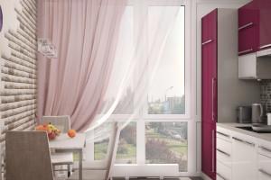 Дизайн интерьера Новострой, 62м2, Шумского 3г,, фото 26