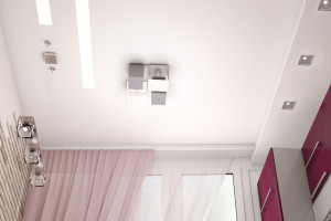 Дизайн интерьера Новострой, 62м2, Шумского 3г,, фото 22