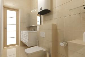 Дизайн интерьера 3-х к.кв. 103 м2, ЖК «Малахіт», фото 14