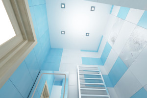 Дизайн интерьера 3-х к.кв. 103 м2, ЖК «Малахіт», фото 18