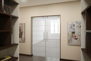Дизайн интерьера 2-х к.кв. 80 м2 по ул Драгоманова, фото 16