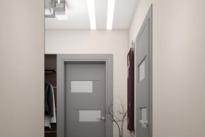 Дизайн интерьера Новострой, 62м2, Шумского 3г,, фото 18