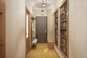 Дизайн интерьера 2-х к. кв. 60 м2, по ул. Урицкого, фото 13