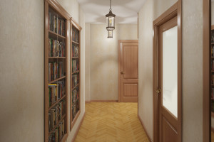 Дизайн интерьера 2-х к. кв. 60 м2, по ул.  Урицкого, фото 15