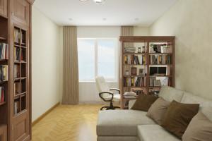 Дизайн интерьера 2-х к. кв. 60 м2, по ул.  Урицкого, фото 16