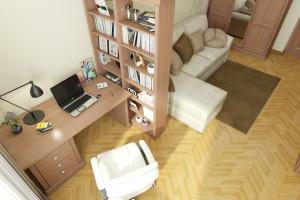 Дизайн интерьера 2-х к. кв. 60 м2, по ул. Урицкого, фото 18