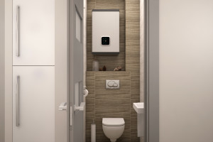Дизайн интерьера Новострой, 62м2, Шумского 3г,, фото 8