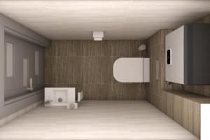 Дизайн интерьера Новострой, 62м2, Шумского 3г,, фото 6