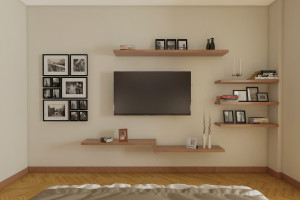 Дизайн интерьера 2-х к. кв. 60 м2, по ул.  Урицкого, фото 23
