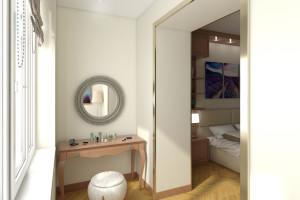 Дизайн интерьера 2-х к. кв. 60 м2, по ул.  Урицкого, фото 24