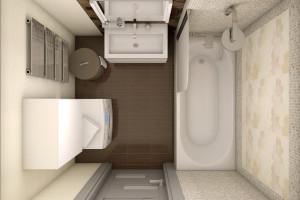 Дизайн интерьера Новострой, 62м2, Шумского 3г,, фото 2