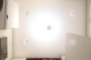 Дизайн интерьера Новострой, 62м2, Шумского 3г,, фото 1