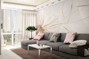 Дизайн интерьера Новострой, 62м2, Шумского 3г,, фото 34
