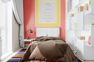 Дизайн интерьера Дизайн в 2-х квартире, новострой, ЖК «Парк Холл Горький», фото 9