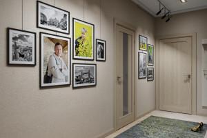 Дизайн интерьера Дизайн в 2-х квартире, новострой, ЖК «Парк Холл Горький», фото 10