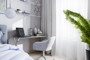 Дизайн интерьера Дизайн в 2-х квартире, новострой, ЖК «Парк Холл Горький», фото 14