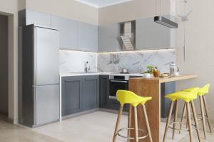 Дизайн интерьера Дизайн в 2-х квартире, новострой, ЖК «Парк Холл Горький», фото 16