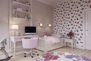 Дизайн интерьера 3-х квартира. 106 м2, ЖК «Златоустовский», фото 11