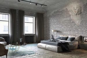 Дизайна интерьера квартиры в стиле лофт - фото 23