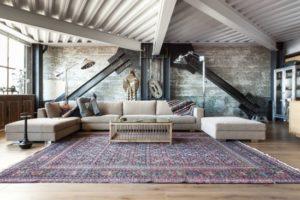 Дизайна интерьера квартиры в стиле лофт - фото 22