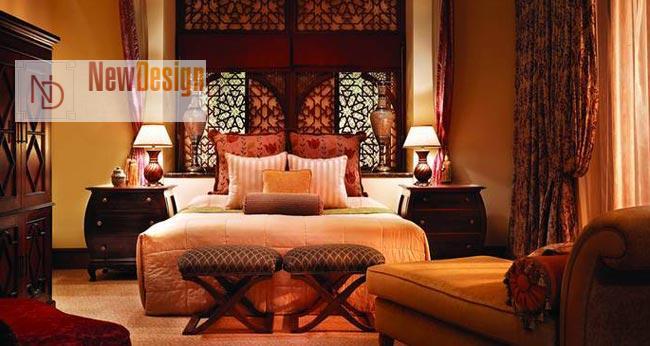 марокканский стиль в интерьере - фото