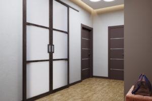 Дизайн интерьера ЖК Ривер стоун 86кв.м, фото 20
