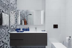 Дизайн интерьера ЖК Ривер стоун 86кв.м, фото 10