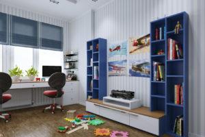 Дизайн интерьера ЖК Ривер стоун 86кв.м, фото 6