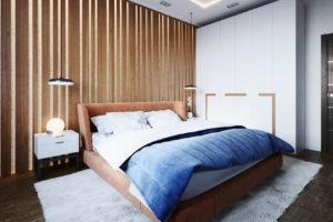 Дизайн интерьера ЖК Ривер стоун 86кв.м, фото 5