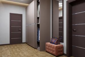 Дизайн интерьера ЖК Ривер стоун 86кв.м, фото 27