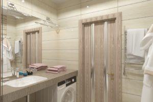 Дизайн интерьера ЖК Садовый, Комбинатная 25, 67 м2, фото 1