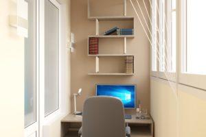 Дизайн интерьера ЖК Садовый, Комбинатная 25, 67 м2, фото 11
