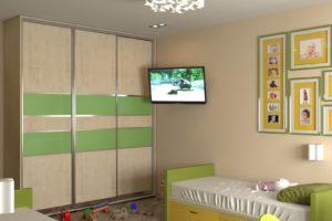Дизайн интерьера ЖК Садовый, Комбинатная 25, 67 м2, фото 17
