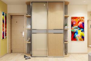 Дизайн интерьера Новострой 76 м2, ЖК Скайленд, фото 10