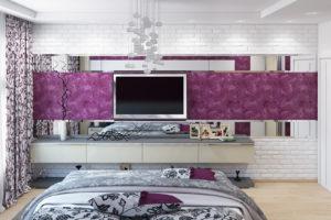 Дизайн интерьера Новострой 76 м2, ЖК Скайленд, фото 53