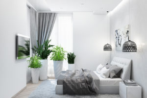 Дизайн интерьера Петропавловская Борщаговка, дизайн двухярусной квартиры, 103 м2, фото 10