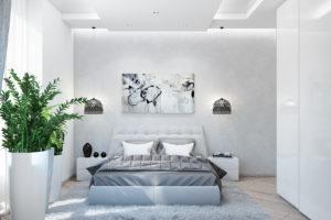 Дизайн интерьера Петропавловская Борщаговка, дизайн двухярусной квартиры, 103 м2, фото 11