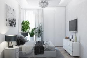 Дизайн интерьера Петропавловская Борщаговка, дизайн двухярусной квартиры, 103 м2, фото 14