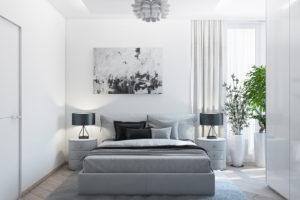 Дизайн интерьера Петропавловская Борщаговка, дизайн двухярусной квартиры, 103 м2, фото 15