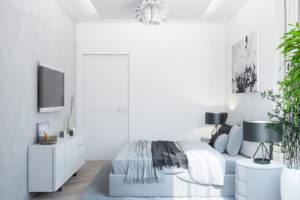 Дизайн интерьера Петропавловская Борщаговка, дизайн двухярусной квартиры, 103 м2, фото 16