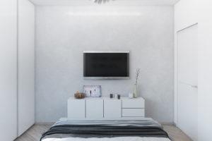 Дизайн интерьера Петропавловская Борщаговка, дизайн двухярусной квартиры, 103 м2, фото 17