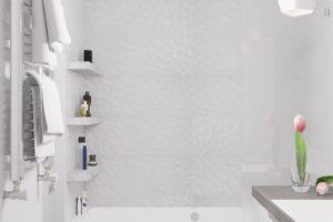Дизайн интерьера 120 м2, ЖК Заречный, фото 21