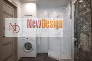 Дизайн интерьера Крюковщина, ЖК Евромисто, 66.8.м2, фото 6