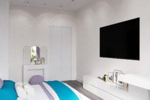 Дизайн интерьера 120 м2, ЖК Заречный, фото 11